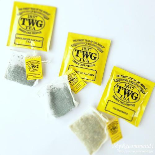 TWG Teaのティーバッグセット