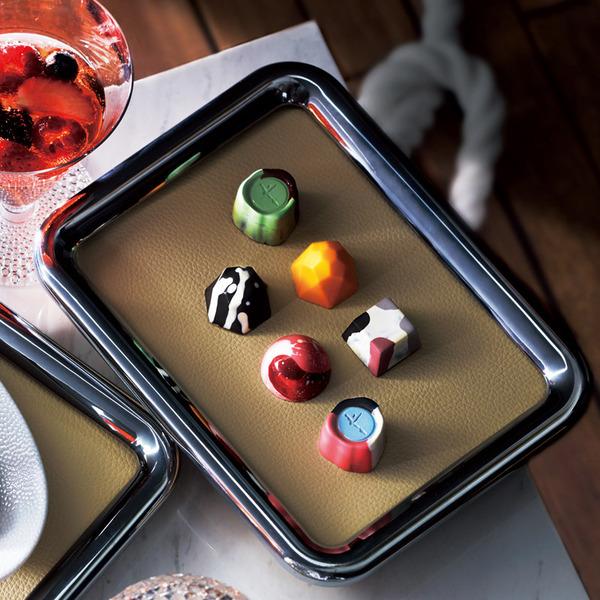 ジャニス ウォンのチョコレート