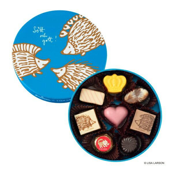 ユーハイム×リサ・ラーソンのチョコレート