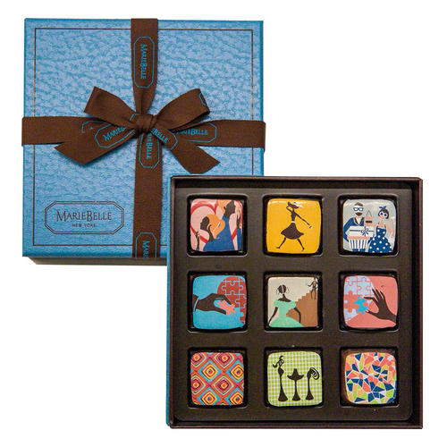 MarieBelle,chocolate