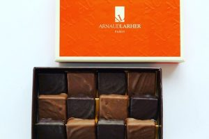 アルノー・ラエールのチョコレート!魅惑のプラリネにうっとり