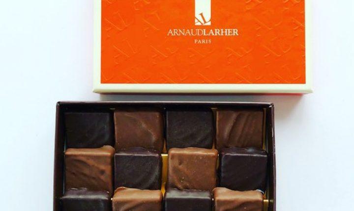 アルノー・ラエールの人気ショコラ!魅惑のプラリネにうっとり