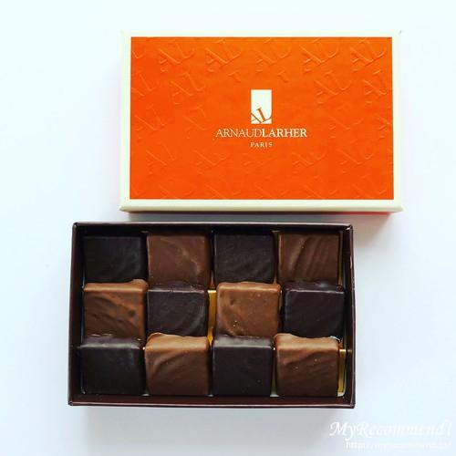 アルノー・ラエールのチョコレート