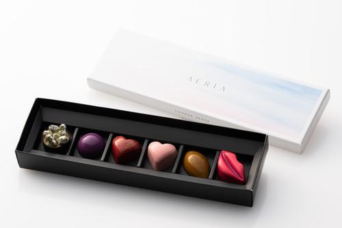 コンラッド大阪のバレンタインチョコレート