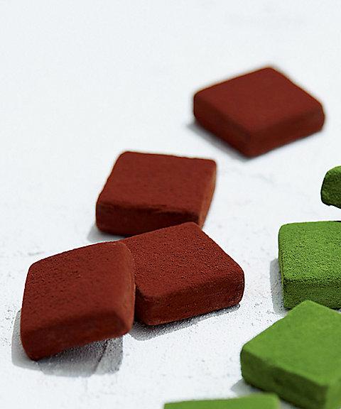 ダリケーの生チョコレート