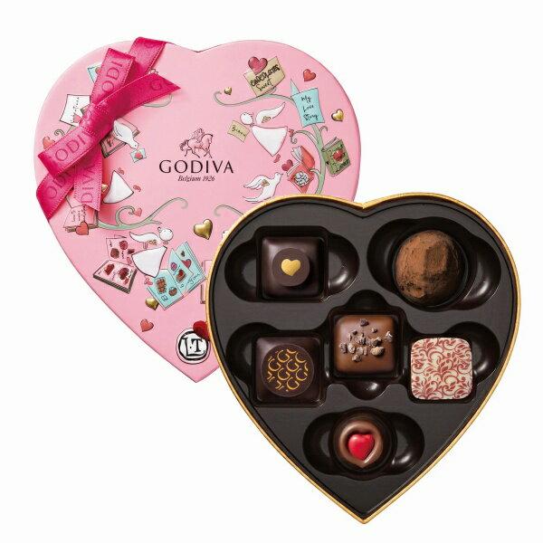 ゴディバのバレンタイン