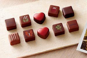 人気のチョコ特集