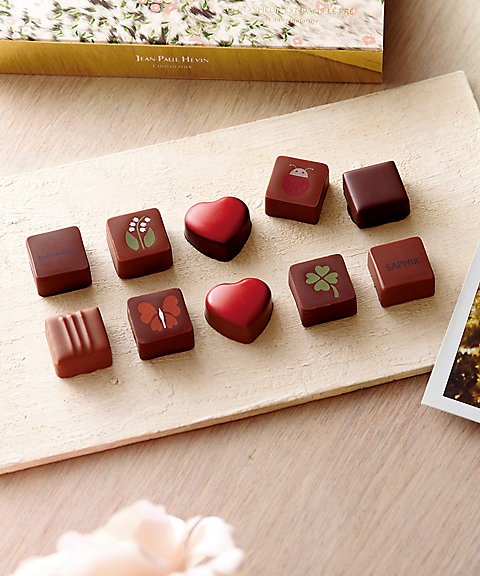 ジャン=ポール・エヴァンのバレンタインチョコ