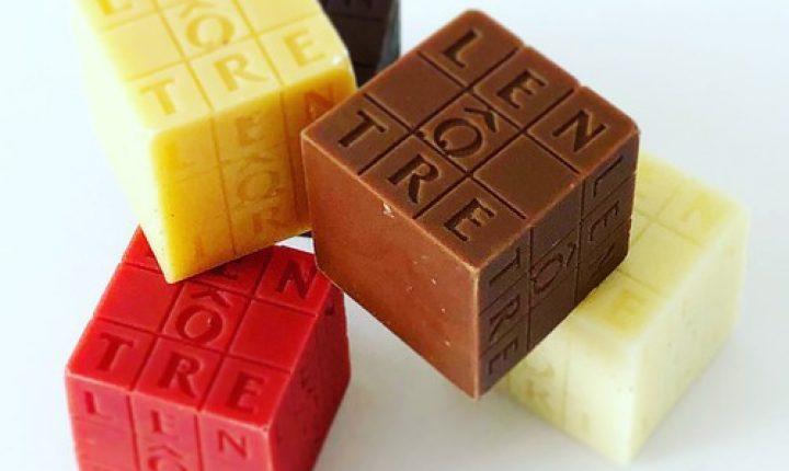ルノートルのチョコレート!洗練された見た目と味わい