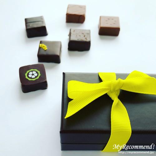 パスカル・ル・ガックのチョコレート