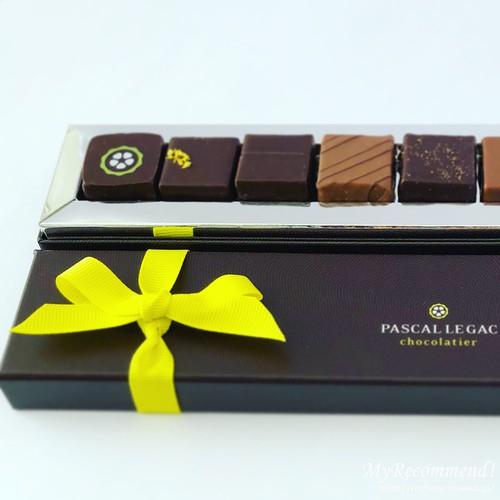 パスカル・ル・ガックのボンボンショコラ