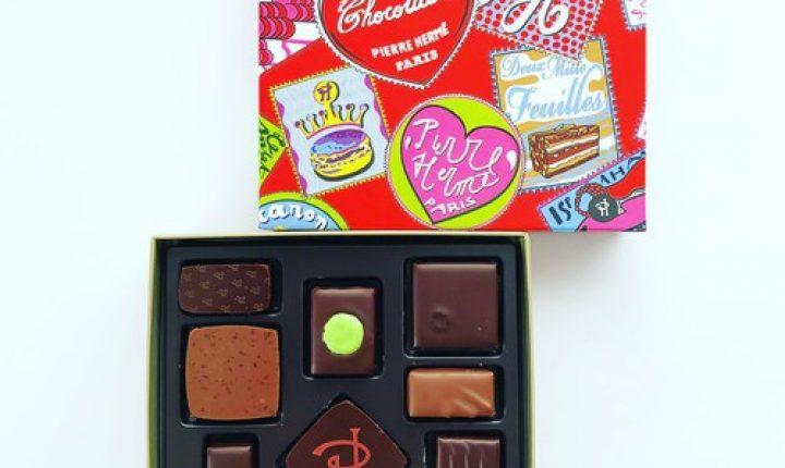 ピエール・エルメ・パリのチョコがオシャレ!バレンタインにも