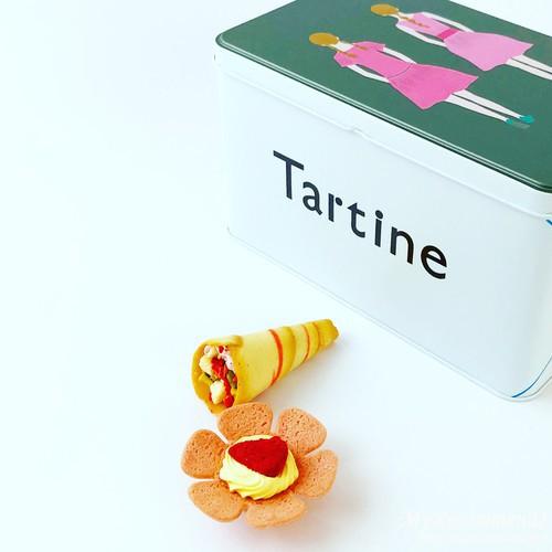 タルティンのお菓子