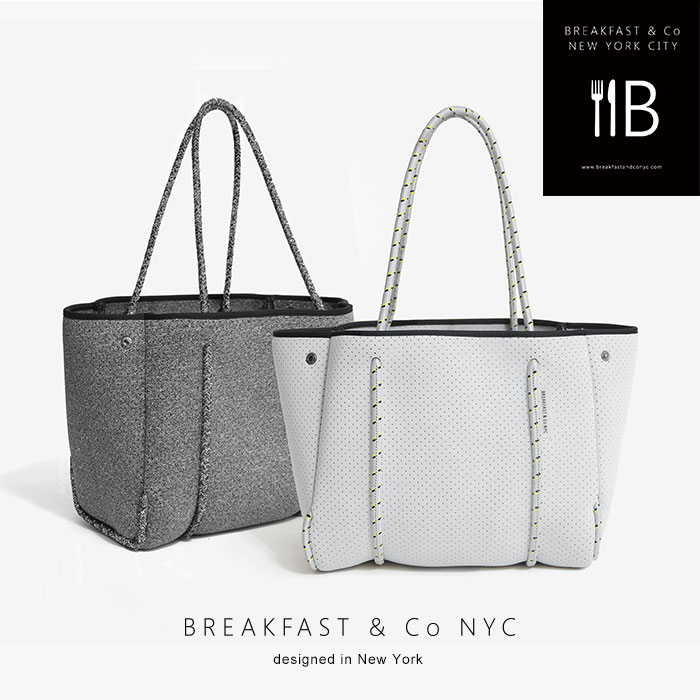 BREAKFAST & Co NYCのトートバッグ