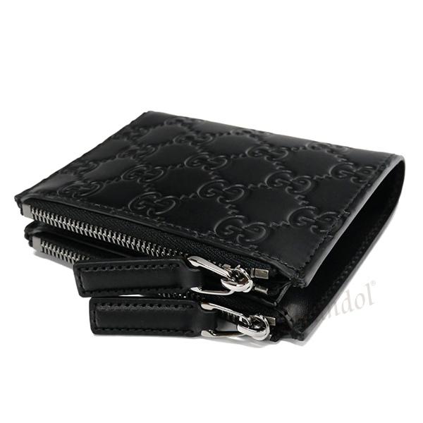 グッチ,二つ折り財布