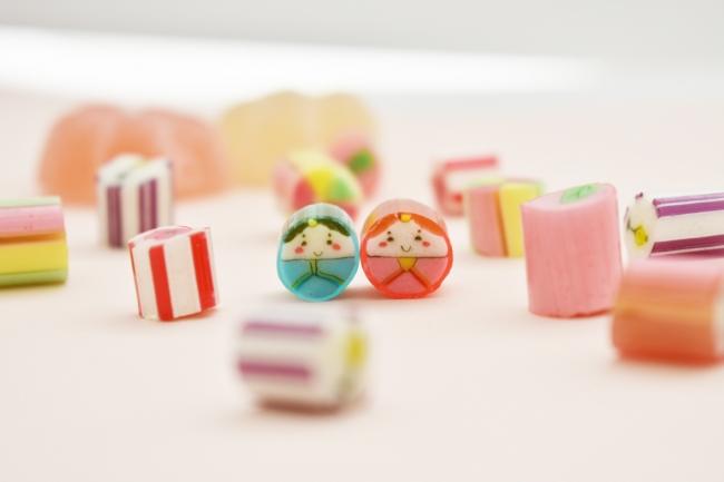 パパブブレのひな祭りキャンディー