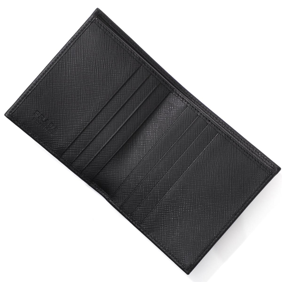 プラダ,2つ折り財布