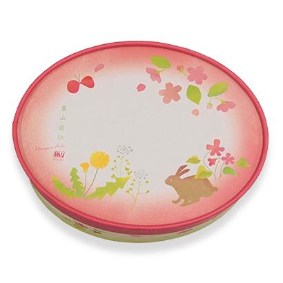赤坂柿,春山遊び