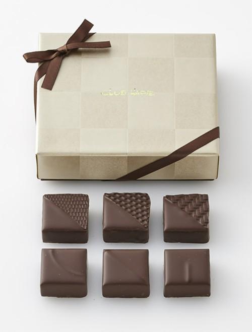 クラブハリエのサロン・デュ・ショコラ 限定ショコラアソート