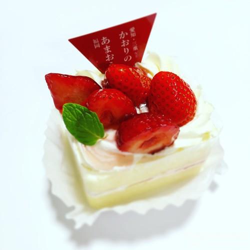 銀座三越,ケーキ