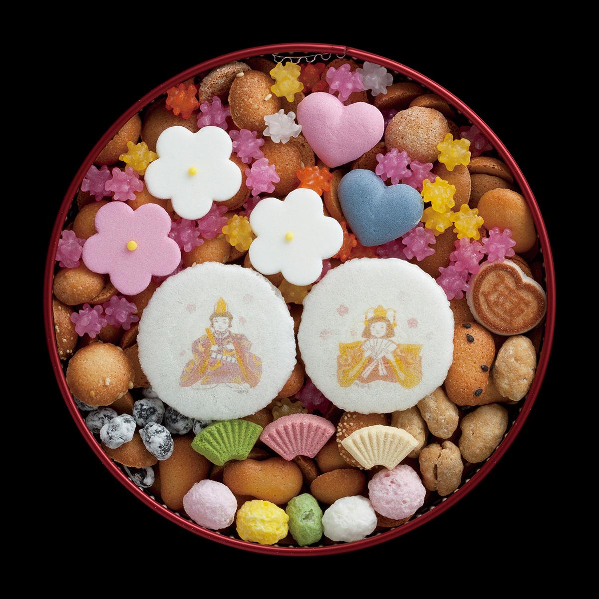 銀座菊廼舎の雛祭り