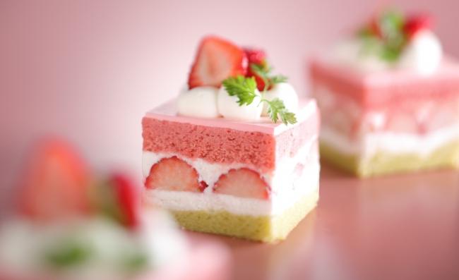 シェラトン都ホテル大阪,ひな祭りケーキ