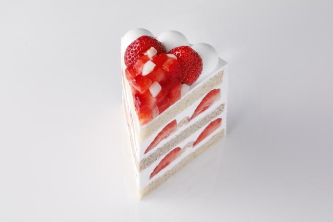 新エクストラスーパーあまおうショートケーキ