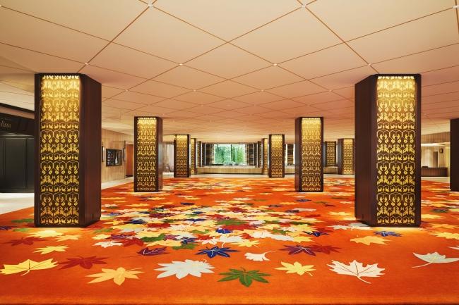 リーガロイヤルホテル(大阪)ロビー