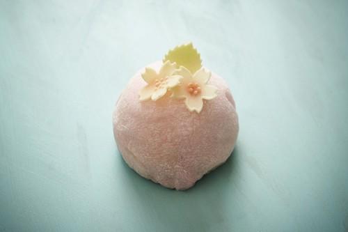 ザ・リッツ・カールトン大阪の桜大福Cake