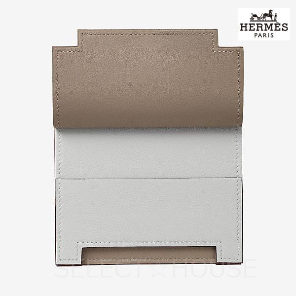 エルメスのカードケース