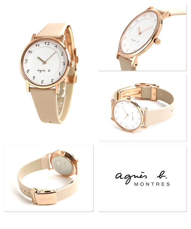 アニエスベー 腕時計