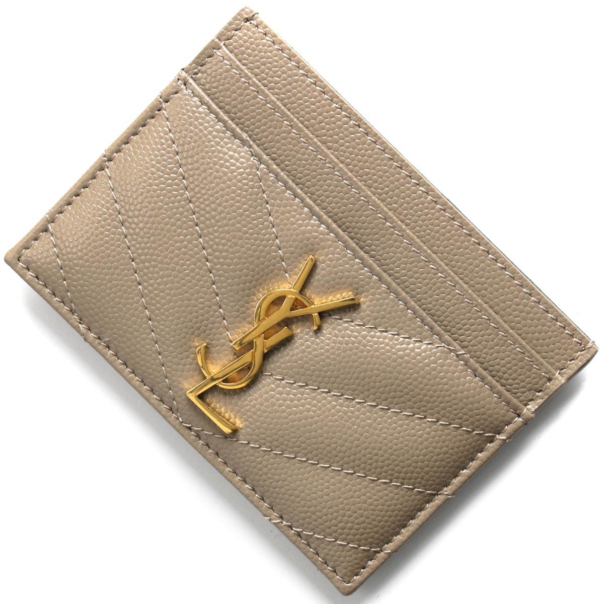 サンローランパリのカードケース