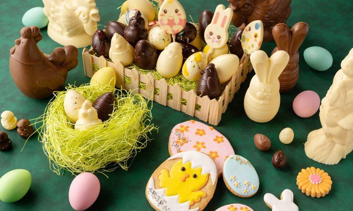 イースターにおすすめ!かわいいお菓子&スイーツ2020