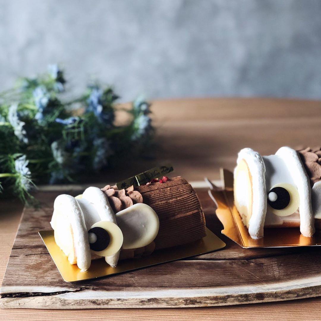 モンシェールのこいのぼりケーキ