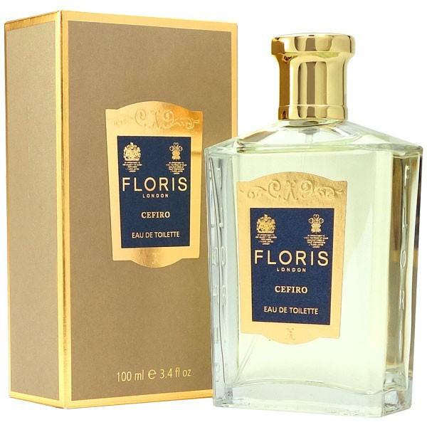 フローリスのシトラス系 香水