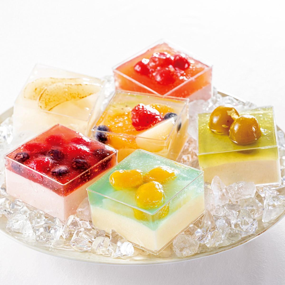 ケーキハウス ショウタニ 夏の涼菓