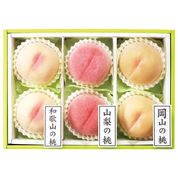 水蜜桃三大産地味くらべ