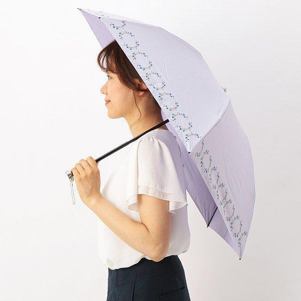 アナスイの折りたたみ日傘