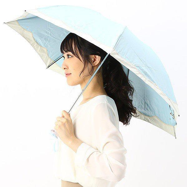 フルラの折りたたみ日傘