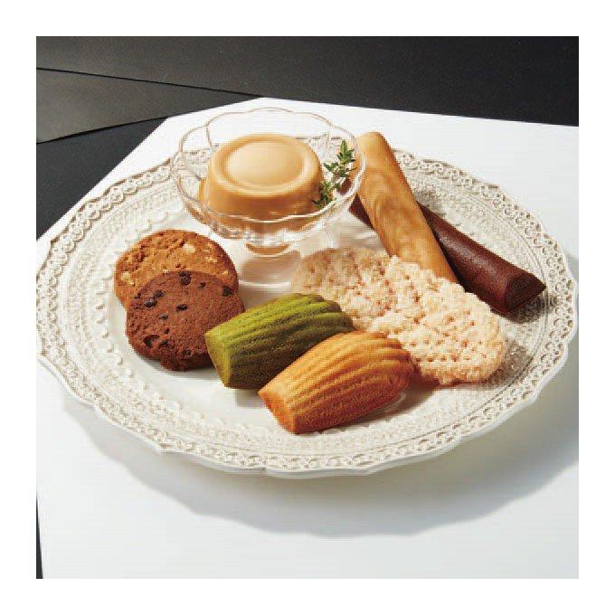 ホテルオークラの焼き菓子