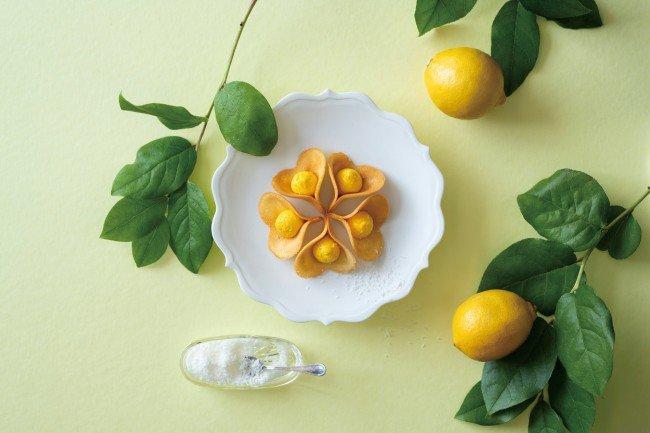 ルフルのレモンココナッツ