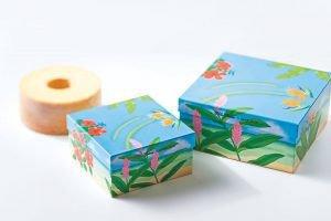 夏色パッケージのお菓子特集!夏のお菓子のギフトにも!