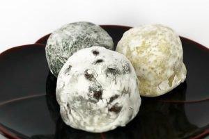 松島屋の豆大福が絶品【一度食べたらやみつきに】手土産にも