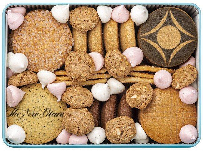 ホテルニューオータニのクッキー