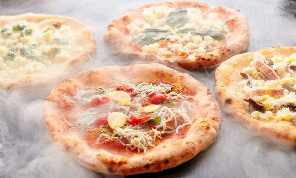 ピッツェリア ヒロのピザ
