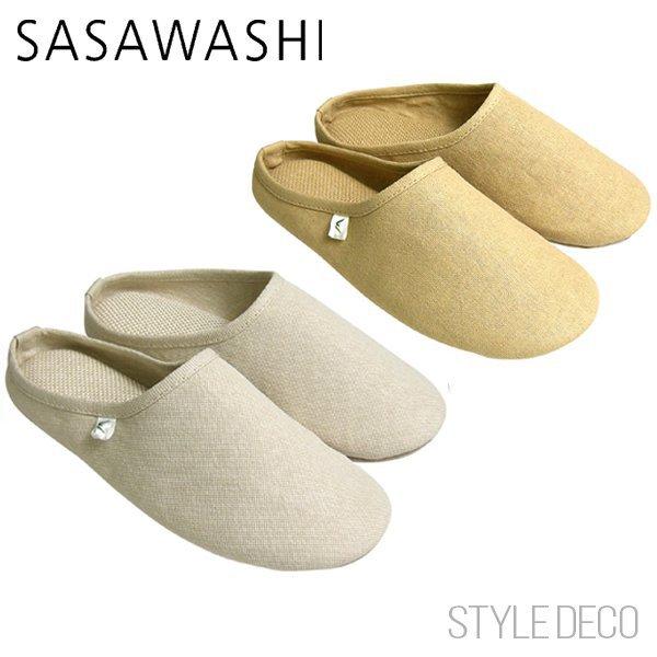 SASAWASHIのルームシューズ