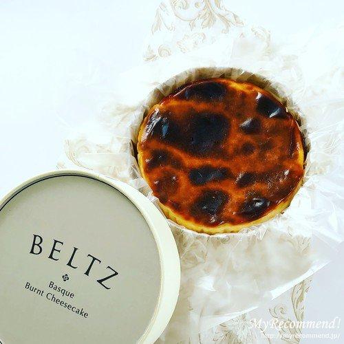 BELTZ,バスクチーズケーキ