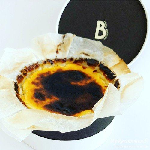 BLANCAのバスクチーズケーキ