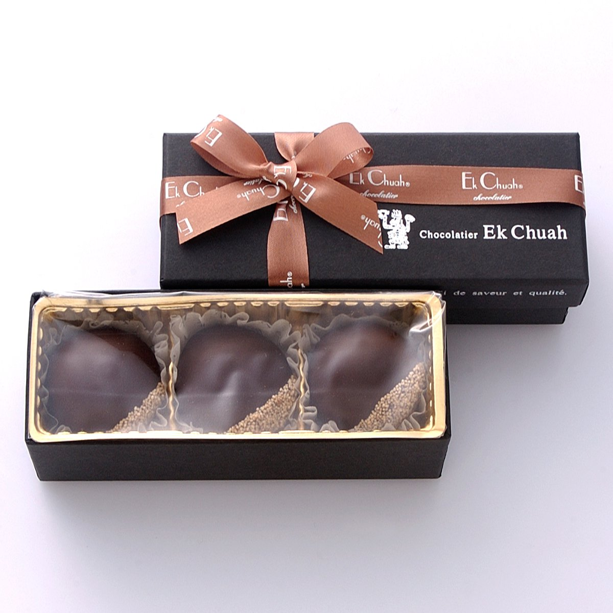 エクチュアの栗チョコレート
