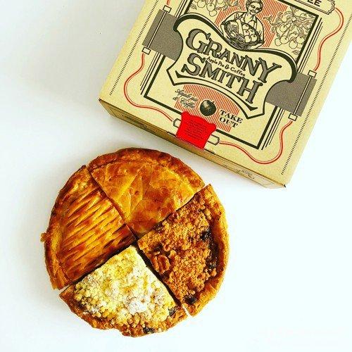 グラニースミスのアップルパイの美味しい食べ方